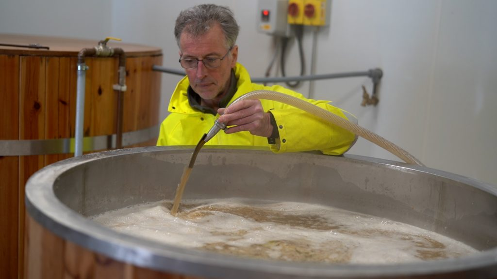 Kaneen's Brewery Owner Peter Kaneen